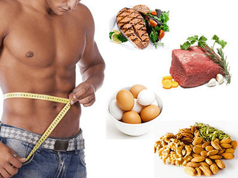 Dieta Para Ganhar Massa Muscular Massa magra